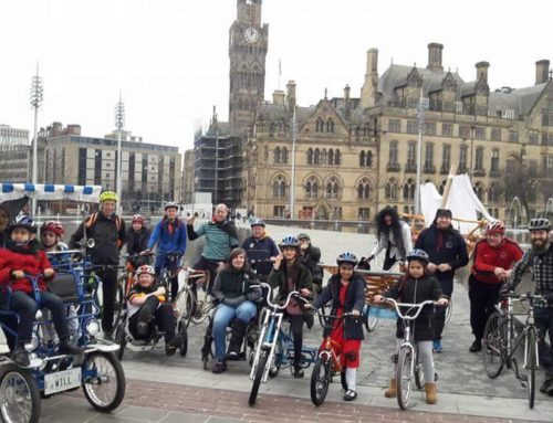 Space for Cycling Fun Ride – Sat 22nd April