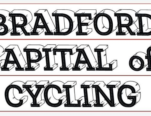 A new cycling hub opens: Bradford Capital of Cycling