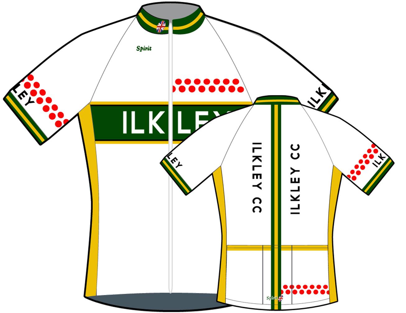 Ilkley CC Shirt