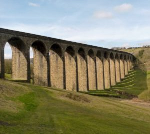 Thornton Viaduct Bradford