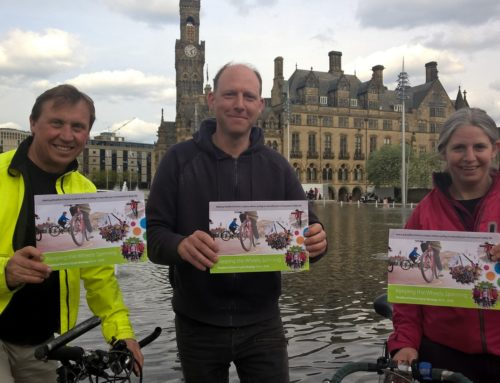 Bradford Cycling Strategy Released!