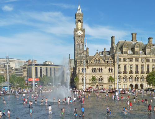 Cycle City Active City – International Conference Comes to Bradford