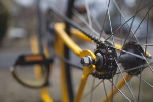 Photo of spokes