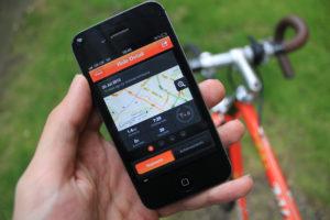 Strava-app-on-iPhone-bike-behind