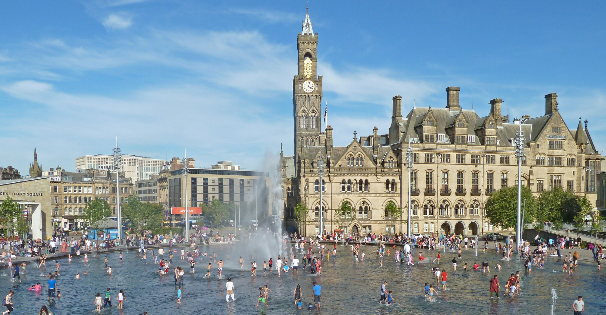 cycle city active city international conference comes to bradford
